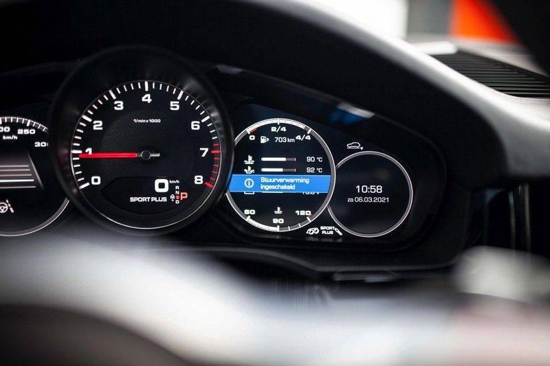 Porsche Cayenne 2.9 S Coupé *BOSE / Sportdesign / 4 Wielbesturing / Memory / Sport Chrono / HUD* afbeelding 11