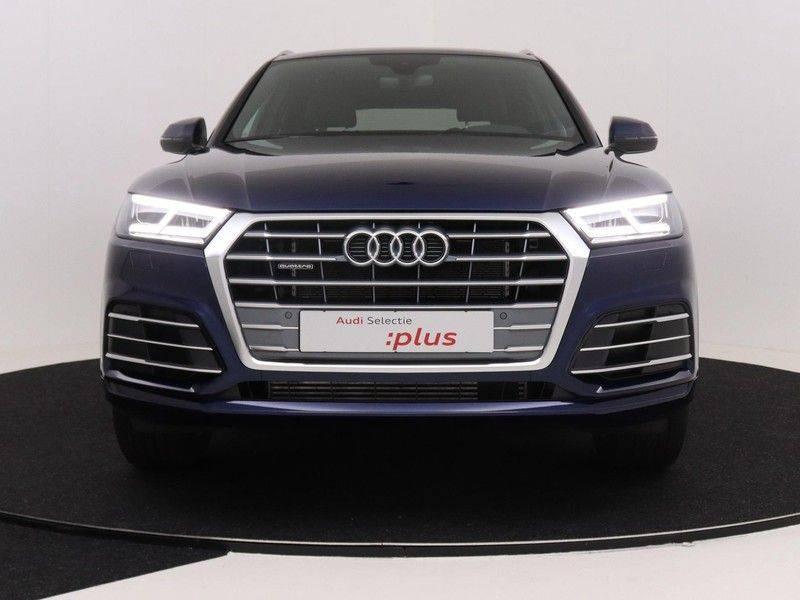 Audi Q5 50 TFSI e 299 pk quattro S edition | S-Line |Elektrisch verstelbare stoelen | Trekhaak wegklapbaar | Privacy Glass | Verwarmbare voorstoelen | Verlengde fabrieksgarantie afbeelding 10