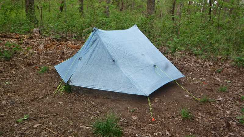 My tent