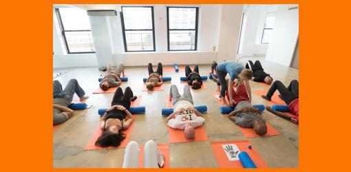 Featured image for: Fascia Release Workshop - Release your Lower Back, Hips, Knees and Feet
