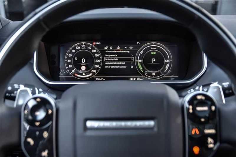 Land Rover Range Rover Sport P400E HSE DYNAMIC BLACK PACK+PANO.DAK NP.127K afbeelding 6