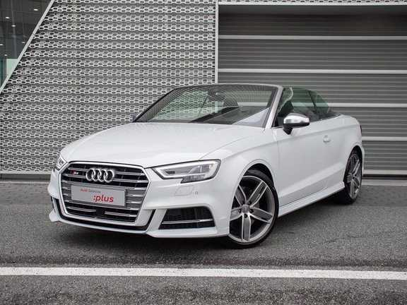 Audi A3 cabriolet 2.0 TFSI S3 quattro | B&O Sound | Adapt.Cruise | Dynamic RED | Stoelverwarming | LED | Climate-control |