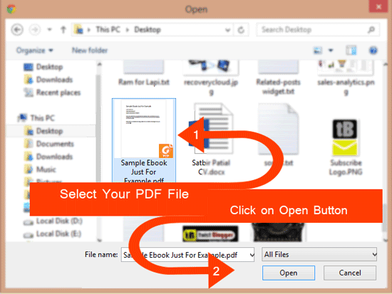 Choose-your-pdf-file-from-your-PC