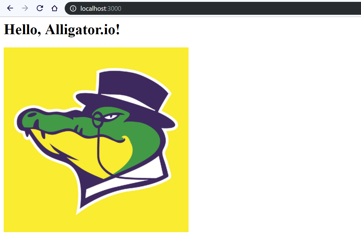 Serving Static Files in Express js ← Alligator io