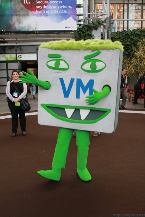 VMworld Monster VM