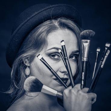 Ewa Haba Evening Make-up