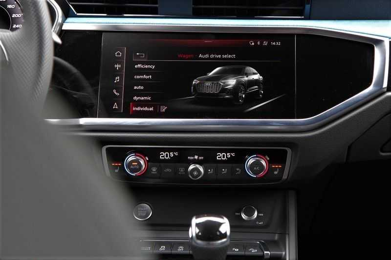 Audi Q3 Sportback 45 TFSI quattro EDITION-ONE+TOPVIEW+PANO.DAK afbeelding 7