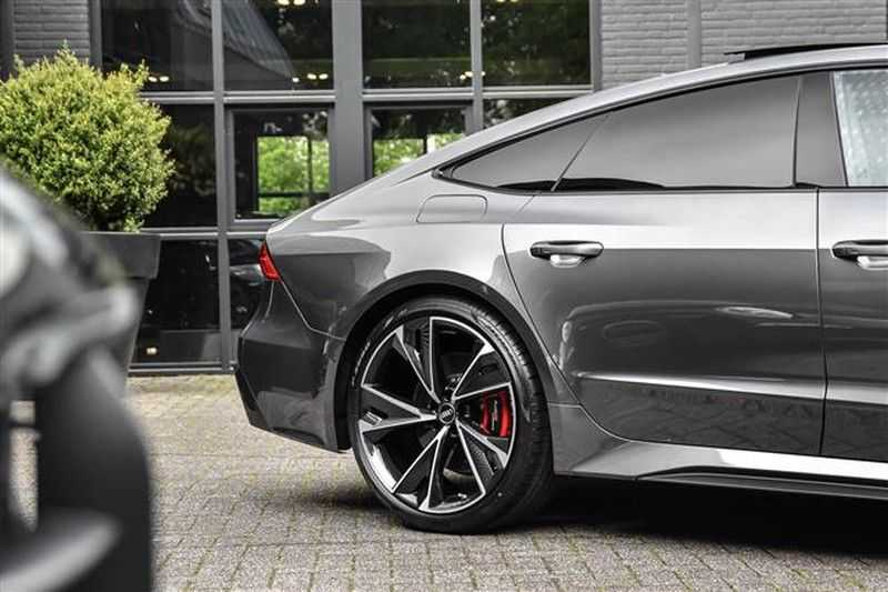 Audi RS7 DYNAMIC PLUS+DESIGNPAKKET+B&O+360CAM. NP.260K afbeelding 21