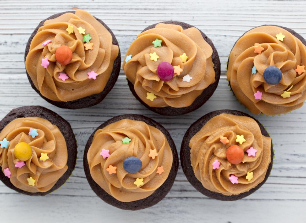 ET's Favorite Vegan Cupcakes