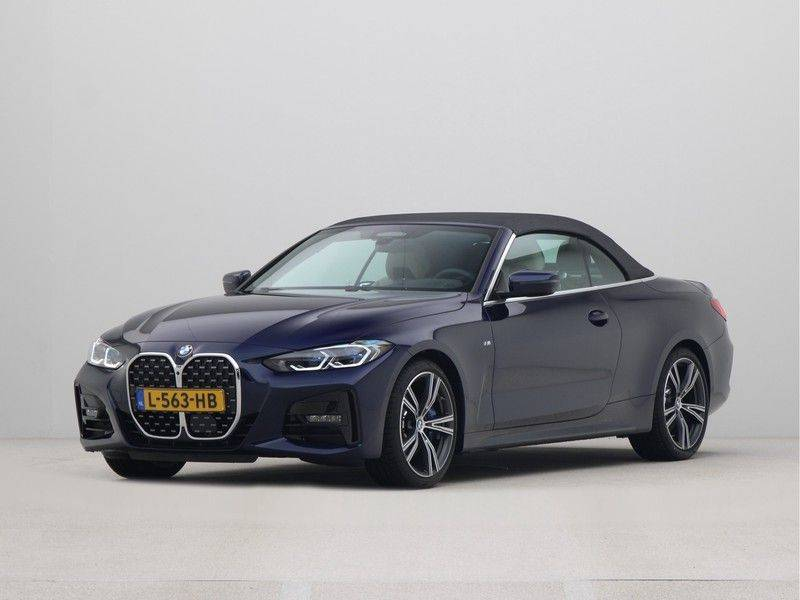 BMW 4 Serie Cabrio 420i High Executive M-Sport Automaat afbeelding 1