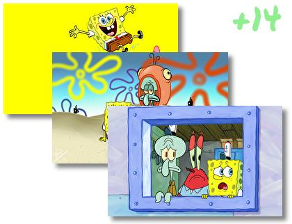 Spongebob Squarepants theme pack
