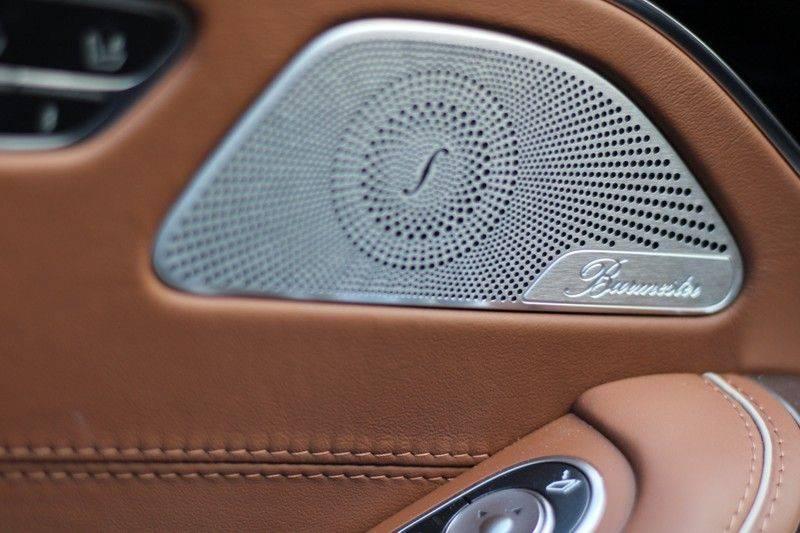 Mercedes-Benz S-Klasse Cabrio 560 Premium Plus AMG-pakket, Burmester, 360 camera, Alcantara hemel, Stoelkoeling afbeelding 21