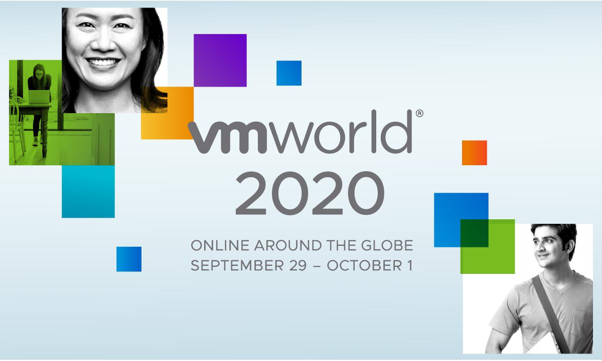 VMworld 2020 Logo