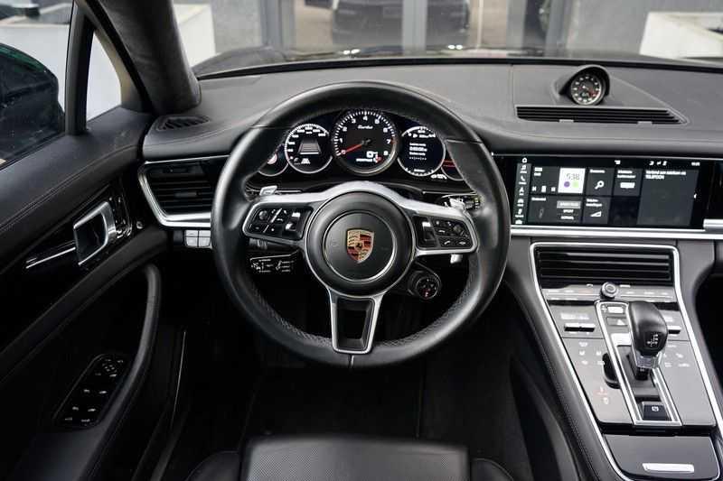 Porsche Panamera 4.0 Turbo Zeer compleet! afbeelding 11