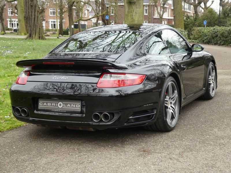 Porsche 911 3.6 Turbo afbeelding 22