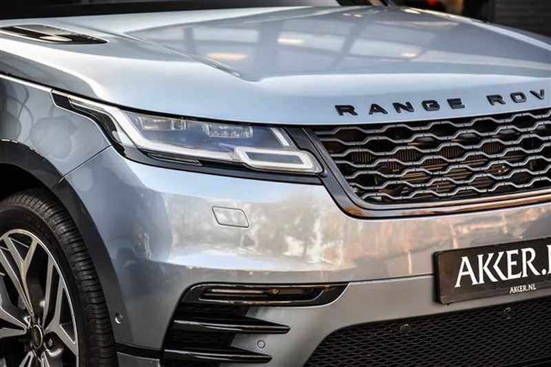 Land Rover Range Rover Velar P250 NP.119K R-DYNAMIC BLACK PACK+PANO.DAK afbeelding 8