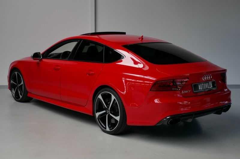 Audi RS7 Sportback A7 4.0 TFSI quattro Pro Line plus B&O - Ceramic brakes afbeelding 6