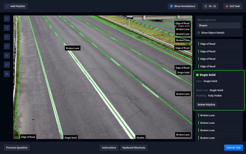 Screenshots of Tool
