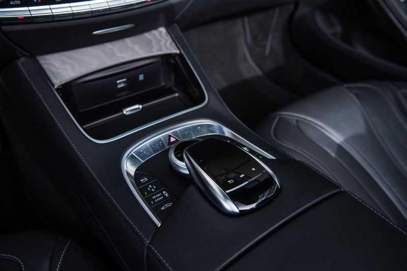 Mercedes-Benz S-Klasse Cabrio 500 , 456 PK, AMG/In/Exterieur, Swarovski, Head/Up, Airscarf, 29DKM, NIEUW!! afbeelding 4