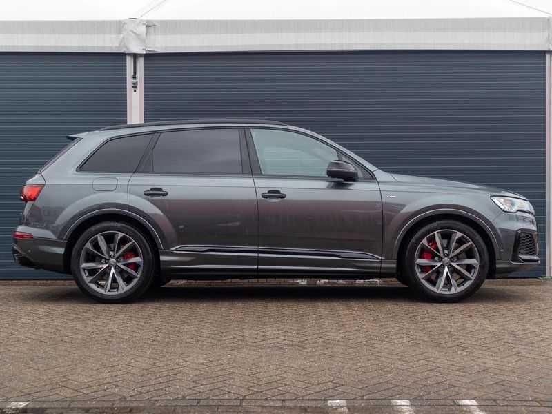 Audi Q7 60 TFSI e quattro Competition | Head Up Display | Assistentiepakket Tour/City | Pano.Dak | Stoelventilatie/Massage | S-Sportstoelen | Bose Premium Sound afbeelding 2