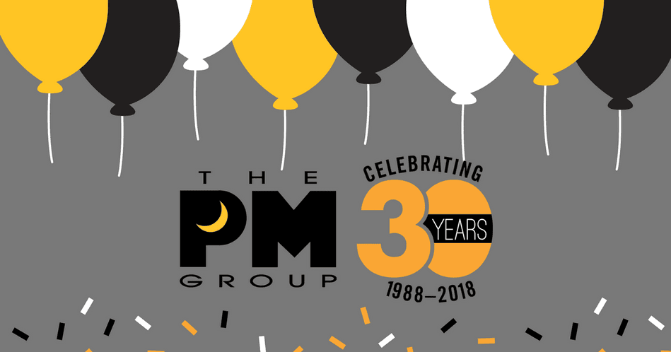 The PM Group 30th Anniversary