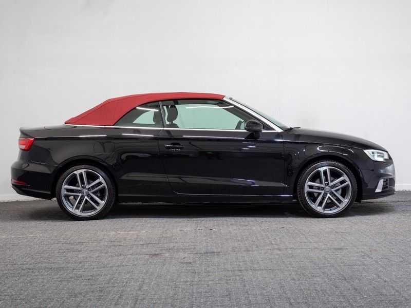 Audi A3 Cabriolet 35 TFSI CoD Sport | 150 pk | Automaat | Virtual Cockpit | Camera | Adaptieve Cruise | DAB | Leder Milano | Keyless-Entry | afbeelding 2