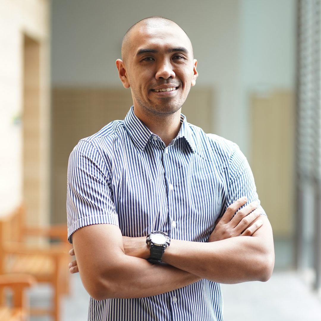 Muhammad Khairul Anwar Bin Abdul Hadi, 34, founder of Bakes by NY