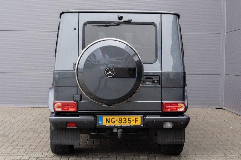 Mercedes-Benz G-Klasse 350 D 245pk Sportpakket Schuifdak Distronic Stoelventilatie afbeelding 11