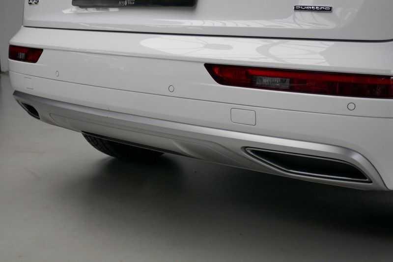 Audi Q5 2.0 TFSI quattro Design Luchtvering - Trekhaak - Virtual display afbeelding 15