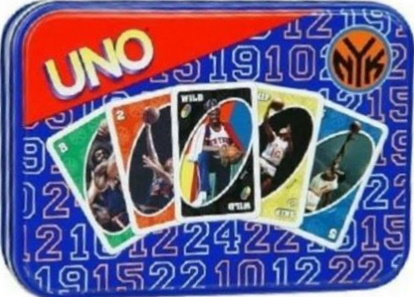 New York Knicks Uno