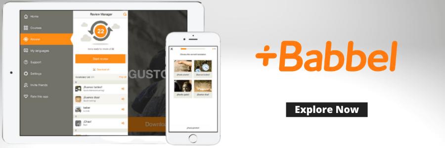 Babbel vs. Rosetta Stone - Explore Now