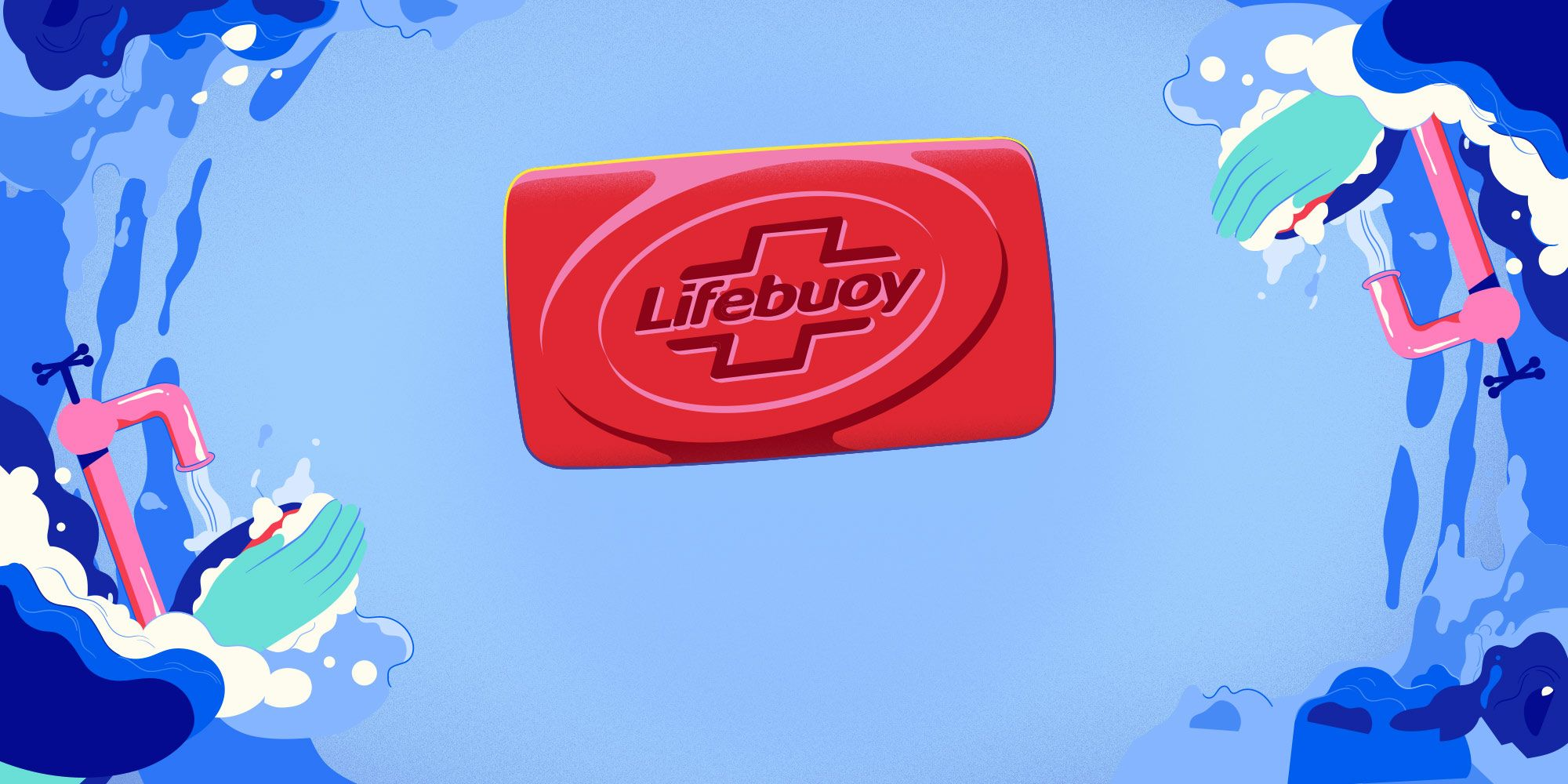 Lifebuoy background