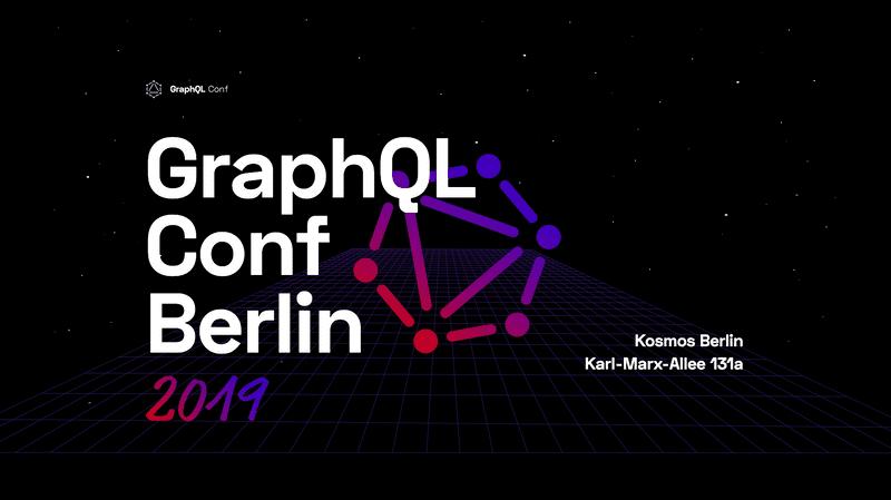 GraphQL Conf 2019