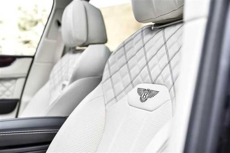 Bentley Bentayga V8 FIRST EDITION MULLINER+22INCH+NAIM+HEADUP afbeelding 5
