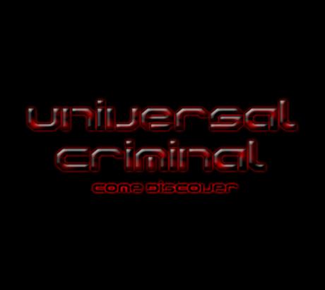 Universal Criminal