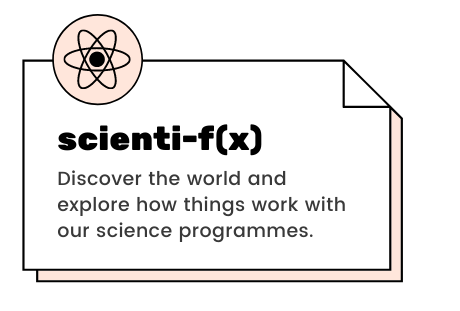 scienti-fx - Discover the world and explore how things work with our science programmes.