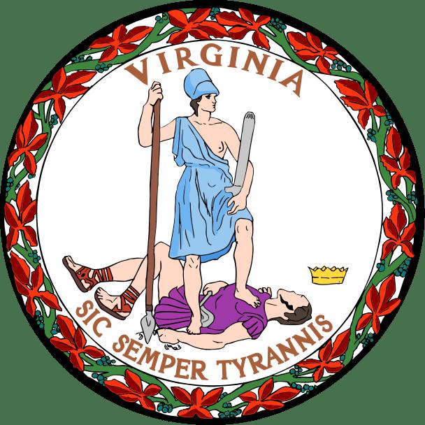 logo of State of Virginia