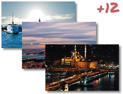 Istanbul theme pack