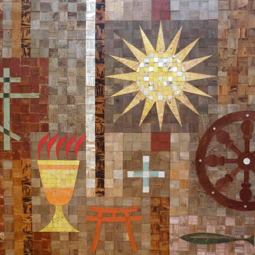 Unitarian Mural