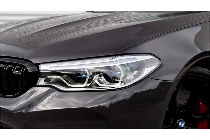 BMW 5 Serie M5 Competition Individual, Akrapovic, M Drivers Package afbeelding 9