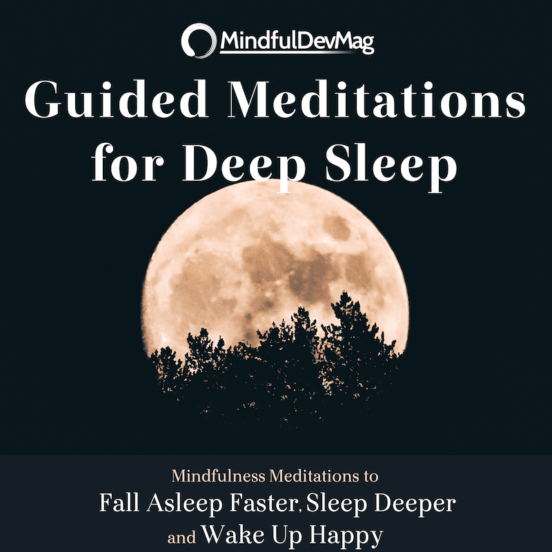 Guided Meditations for Deep Sleep