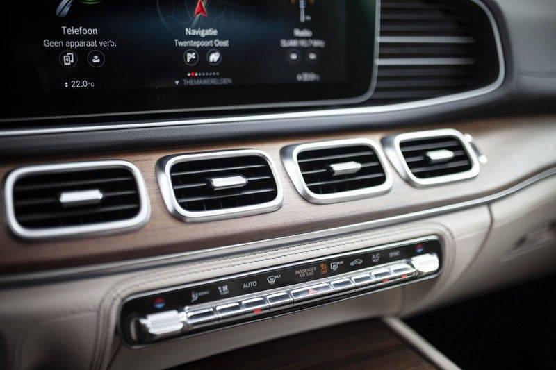 Mercedes-Benz GLS 400d 4MATIC *Pano / Massage / Burmester / Distronic Plus* afbeelding 21