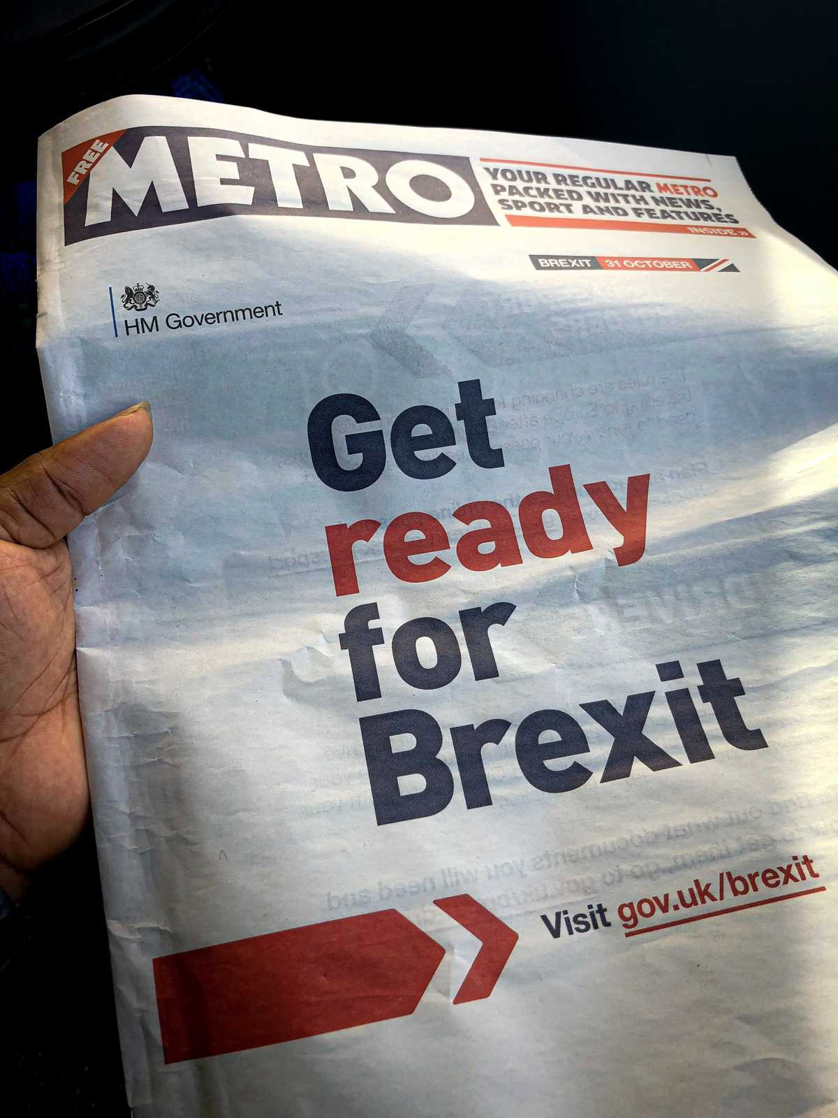 Brexit is finally coming true! Are you wondering what's going to change from now on? Read this article and find out whatever you are an expat, student or traveler.