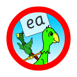 icon for the spell vowel digraph ea words game