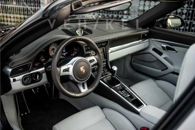 Porsche 911 991 Targa 4S 3.8 afbeelding 7