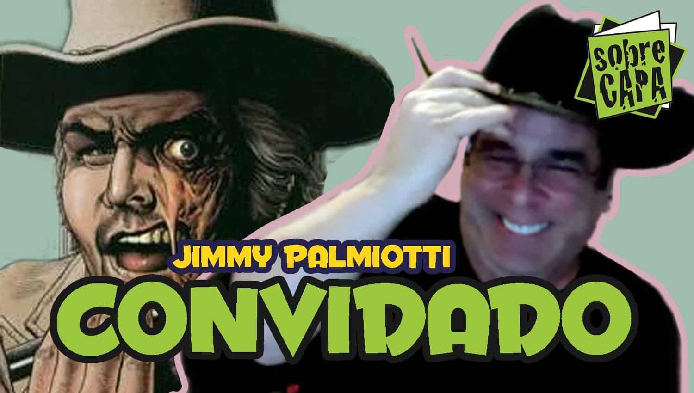 Jimmy Palmiotti no Costelinha