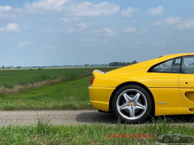 Ferrari F355 F1 GTB, 1 owner, 38.000 km afbeelding 16