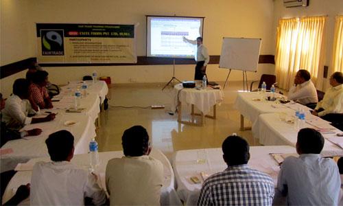 Fair trade training