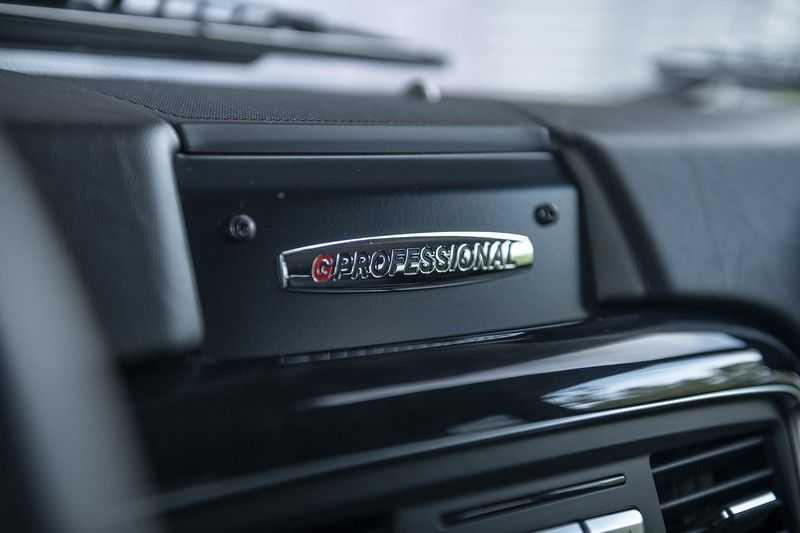 Mercedes-Benz G-Klasse 350 d Professional afbeelding 20