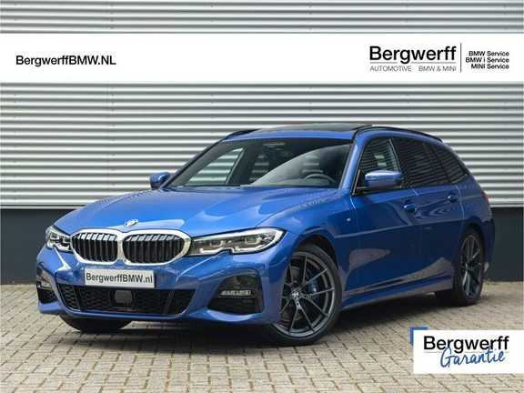 BMW 3 Serie Touring 330i M-Sport - Panorama - 19 Inch M-Performance - Active Cruise Controle